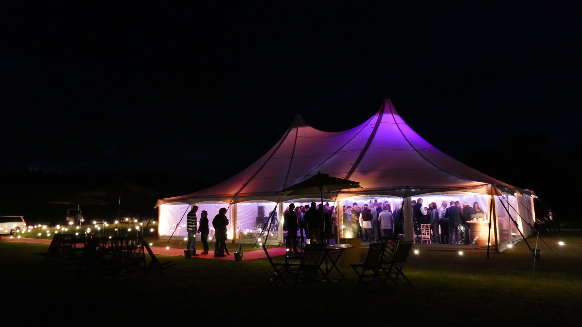 Marlin Marquees Traditional Marquee - 13