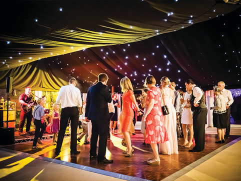 Marlin Marquees Stage and Dance Floor Hi