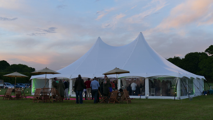 Marlin Marquees Traditional Marquee - 09