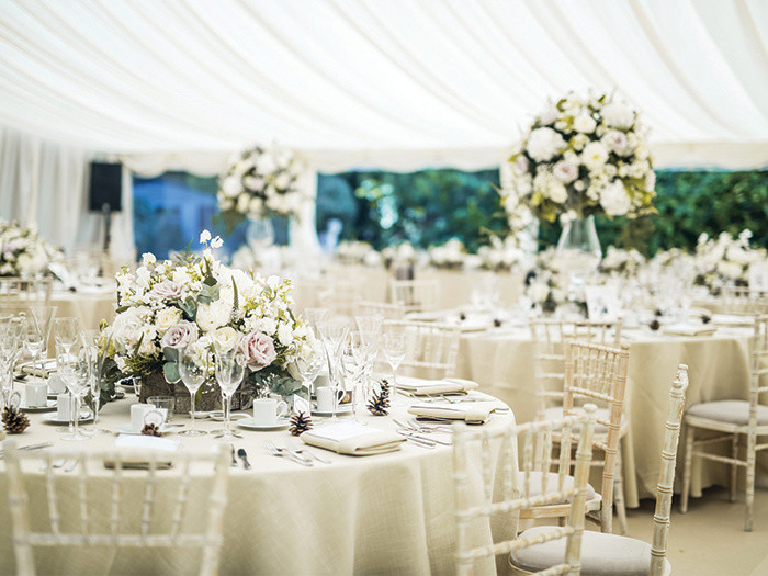 Marlin Marquees Interior Styling - 008 -