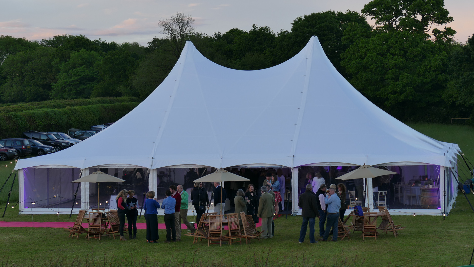 Marlin Marquees Traditional Marquee - 06