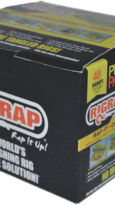 RIGRAP YELLOW 8512 PRO PACK 48 Pack