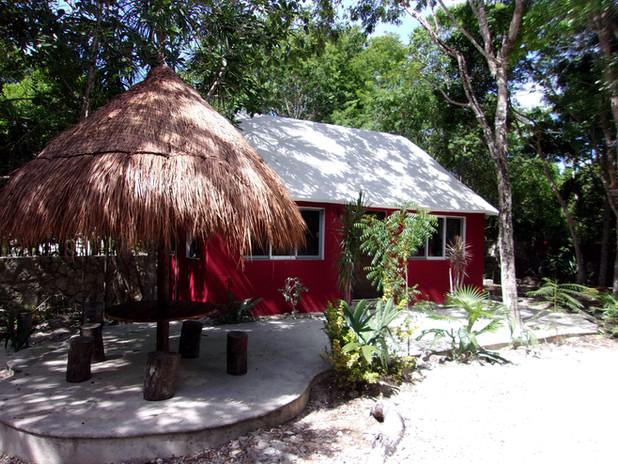 Outdoor Casa Roja