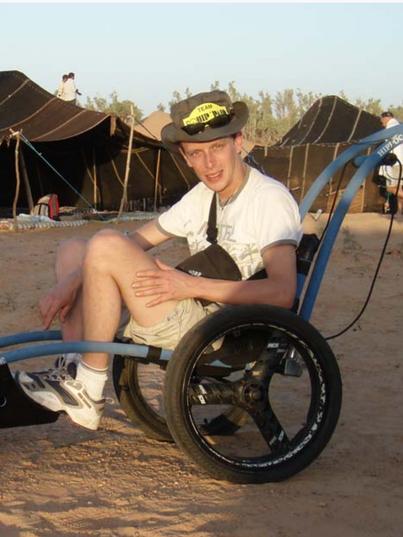 wheelchair for beach