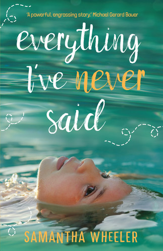 "My newest book, ""Everything I've Never Said"", is Available Now!"