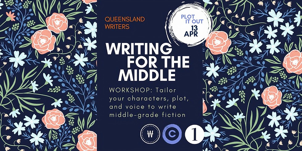 WRITING FOR THE MIDDLE With Samantha Wheeler