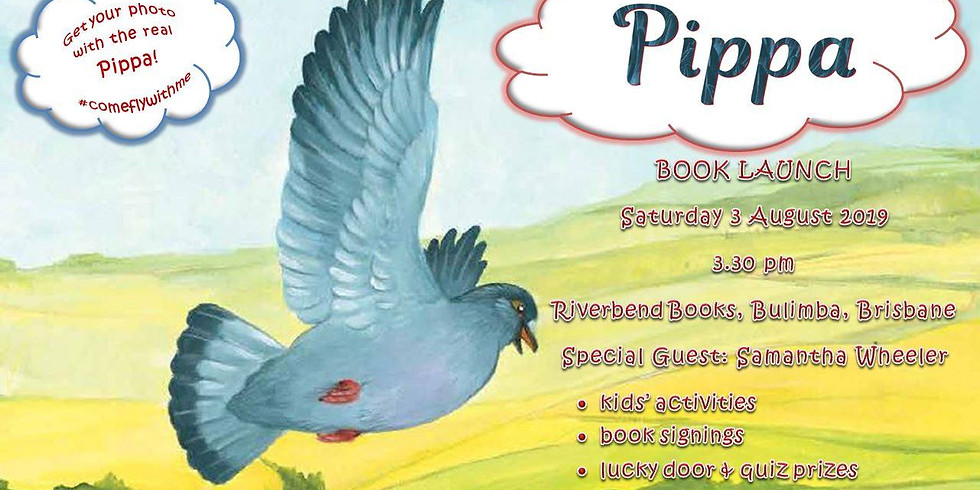 PIPPA Book Launch_Dimity Powell's New Book!