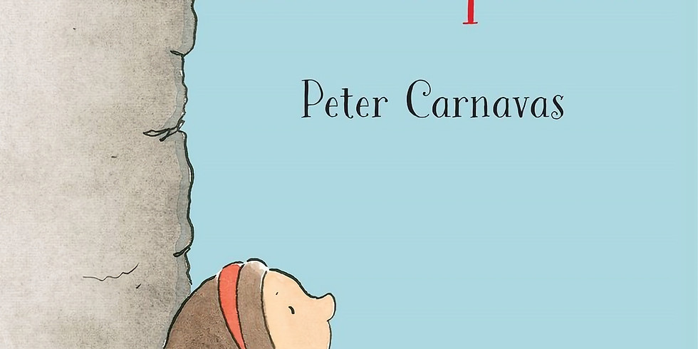 The Elephant by Peter Carnavas - Book Launch