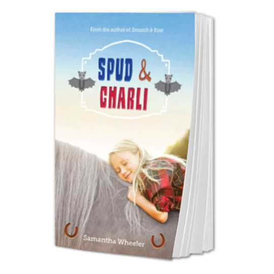 Spud & Charli Book Cover