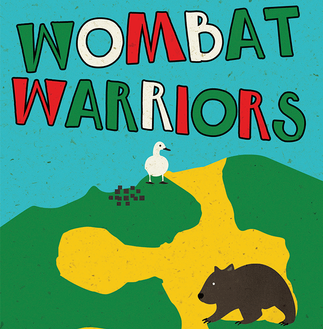 """Wombat Warriors"" has been shortlisted for the 2018 Wilderness Environmental Awards!"