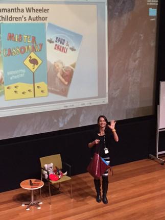 Brisbane Writers Festival and Read Around Gladstone