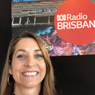 I was recently interviewed on ABC Brisbane