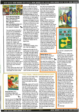 Magpies Magazine Review