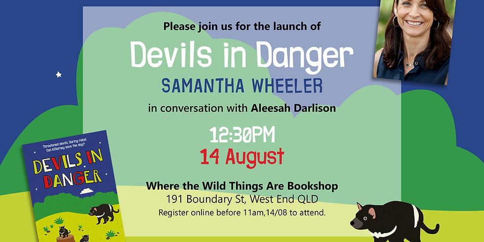 Book launch: Devils in Danger