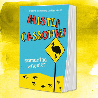 Mister Cassowary Book