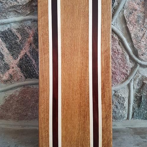 White Oak, Maple, Katalox