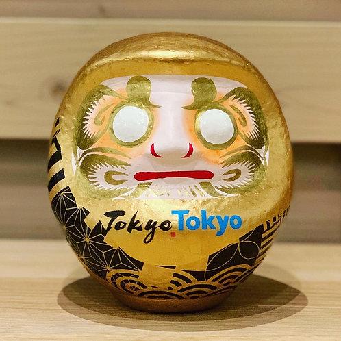 はっぴーだるま TokyoTokyo 粋●Pattern H16cm