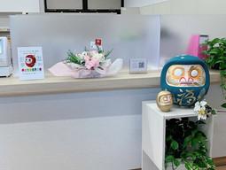 城北信用金庫 西新井本町支店がピンチ?! はっぴーだるま 侵略!!