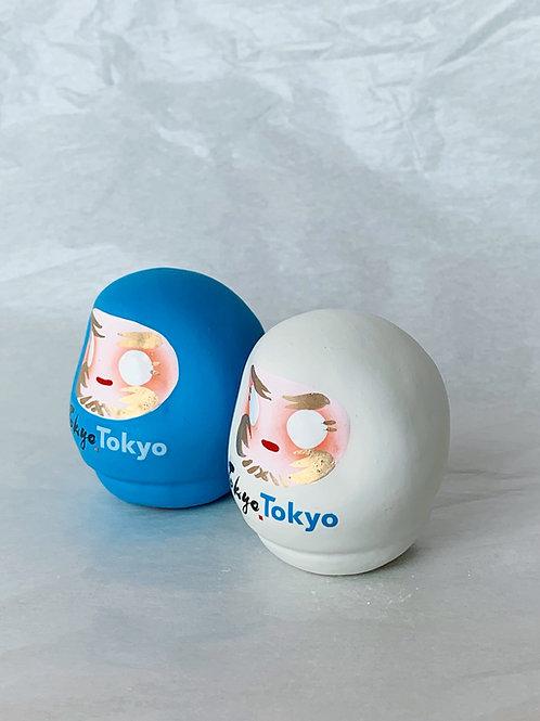 TokyoTokyo まめはぴ /TokyoTokyo Mamehapy(高さ5cm)(全2色)