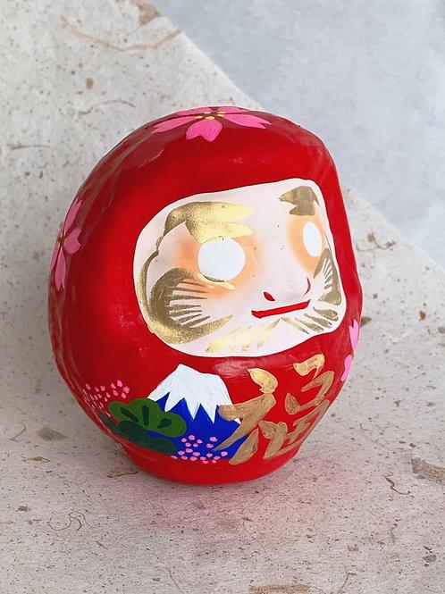 諸戸 佑美作「富士と桜に松」(全5色)