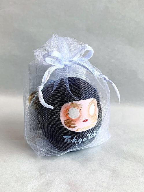TokyoTokyo まめはぴ 黒(高さ5cm)(全2色)