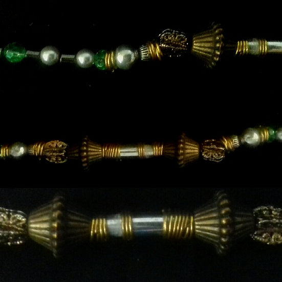 "L bracelet - 7.5"""