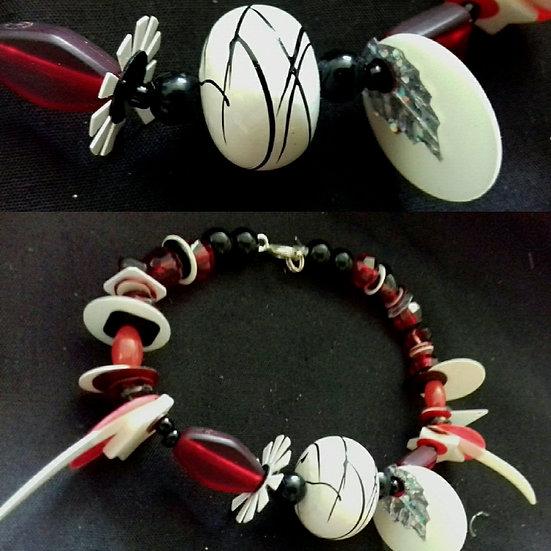 """S bracelet - 6.5"""""""