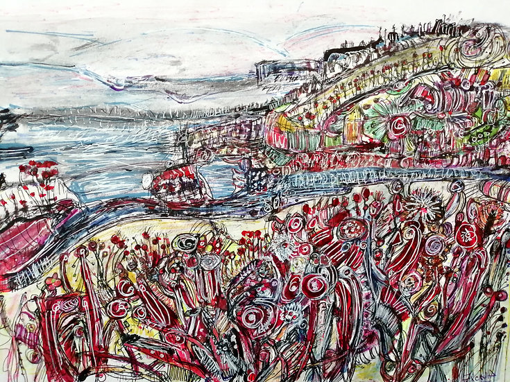 Harbour View, Carradale, Kintyre, Scotland