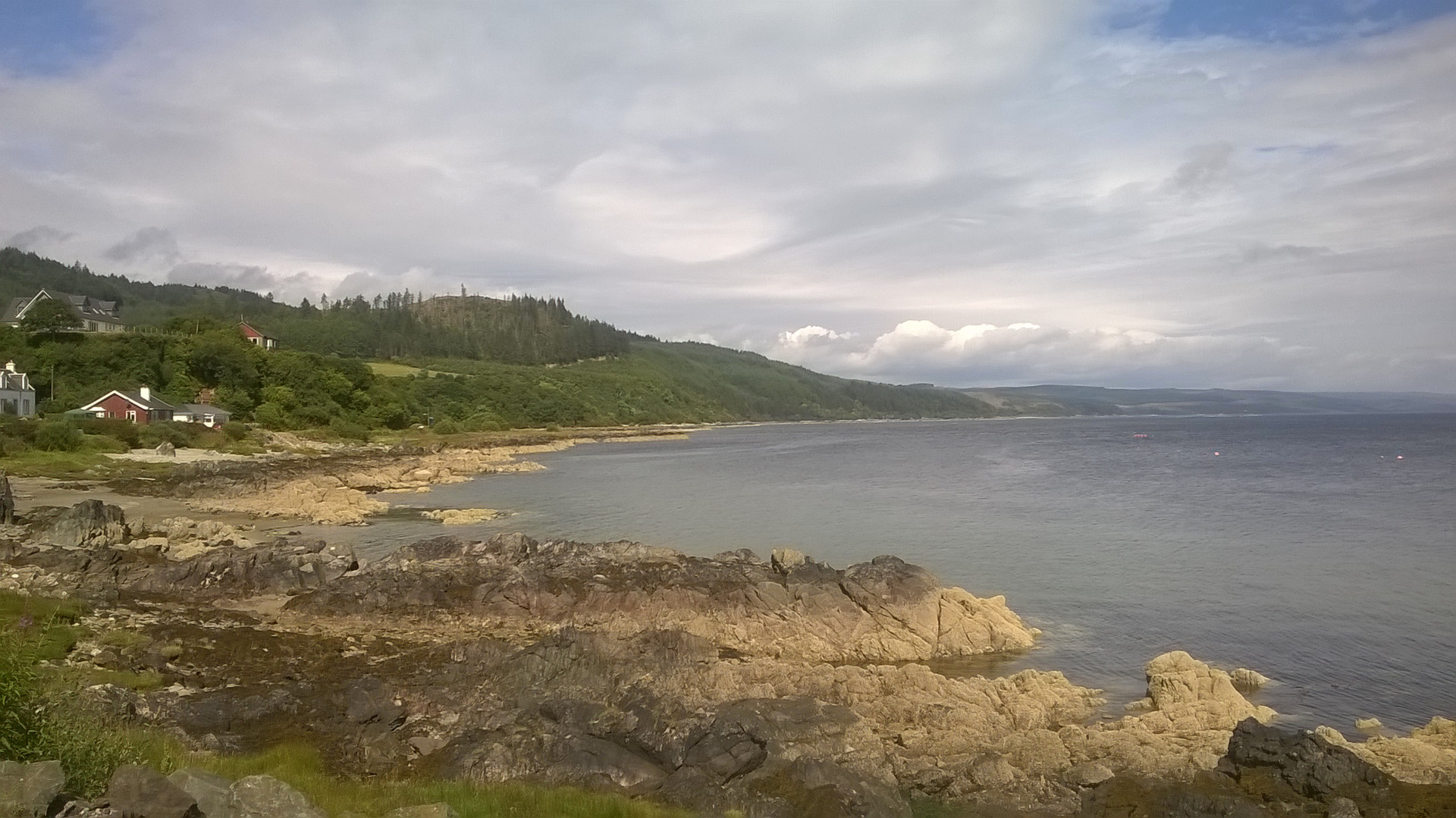 Carrdale, Kintyre