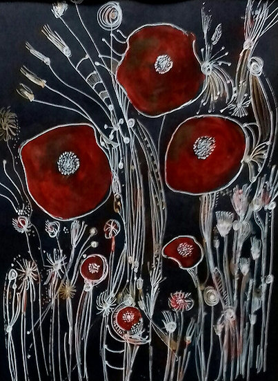 Poppies, Poppies, Poppies