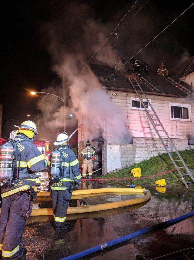 Duquesne House Fire