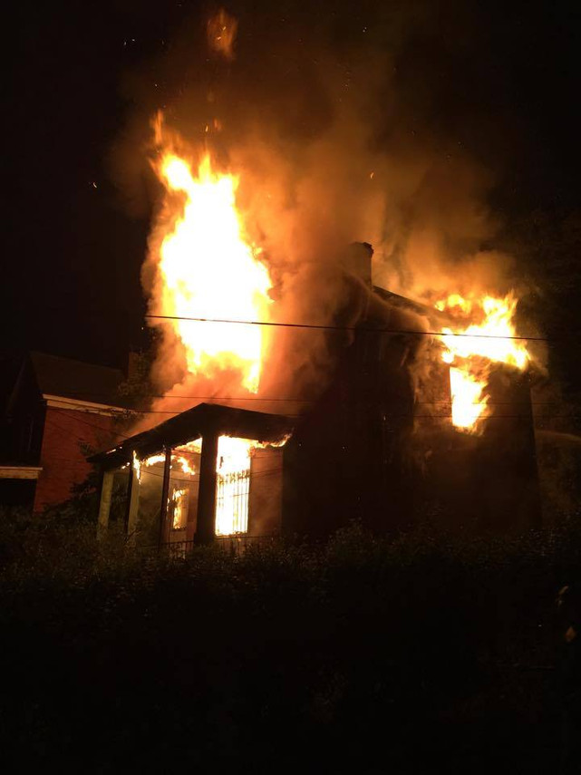 House Fire in Penn Hills