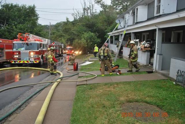 House Fire in Penn Hills