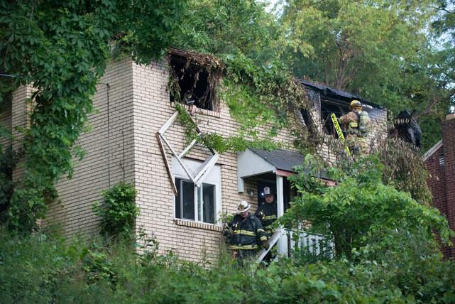 House Fire in Penn-Hills