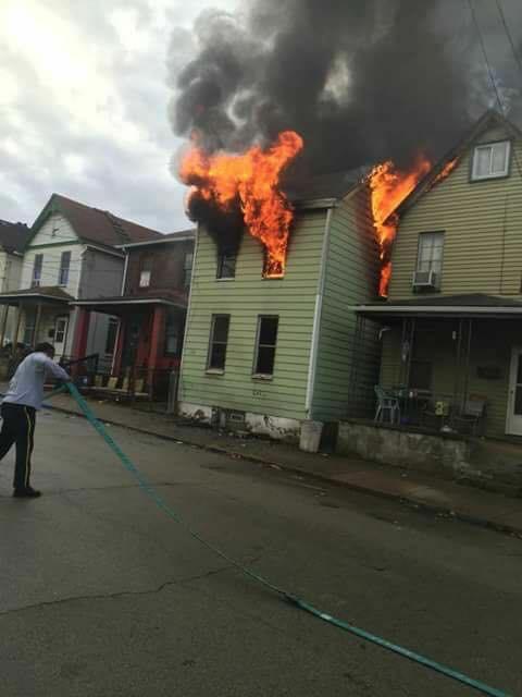 Three Alarm House-Fire in Rankin