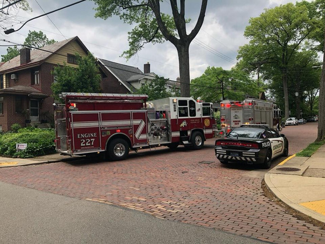 Electrical Condition in Edgewood.