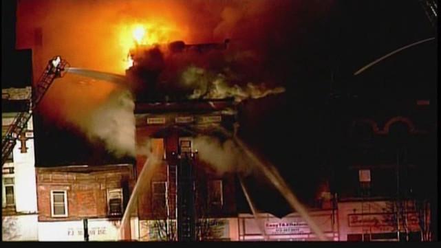 7-Alarm Fire in Homestead