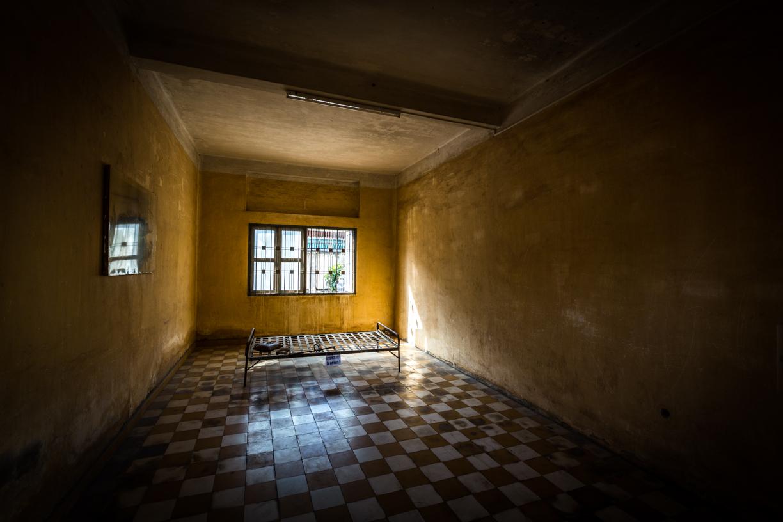 S-21 le prigioni di  Pol Pot