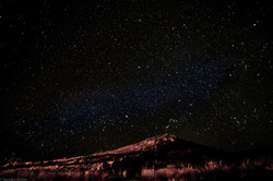 Night in new Mexico