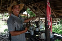 Piantagioni di caffè a Trinidad