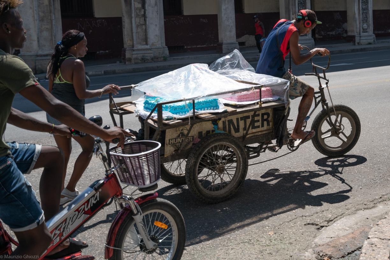 Torte fresche a La Habana
