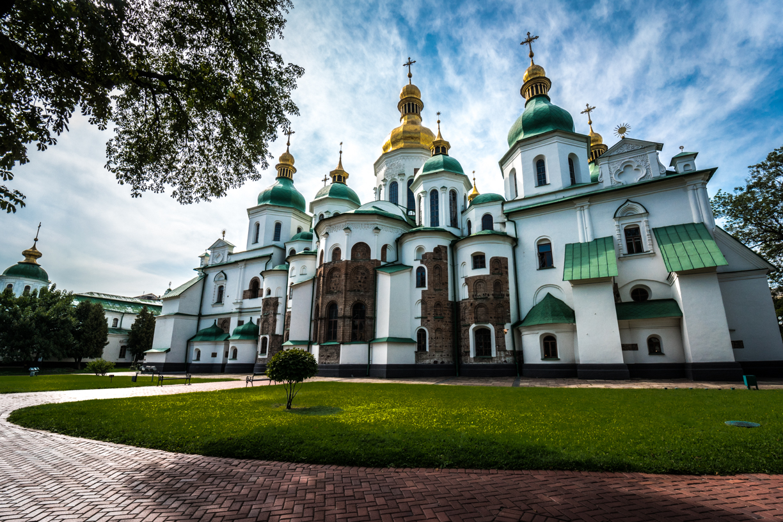 Kiev Cattedrale di Santa Sofia