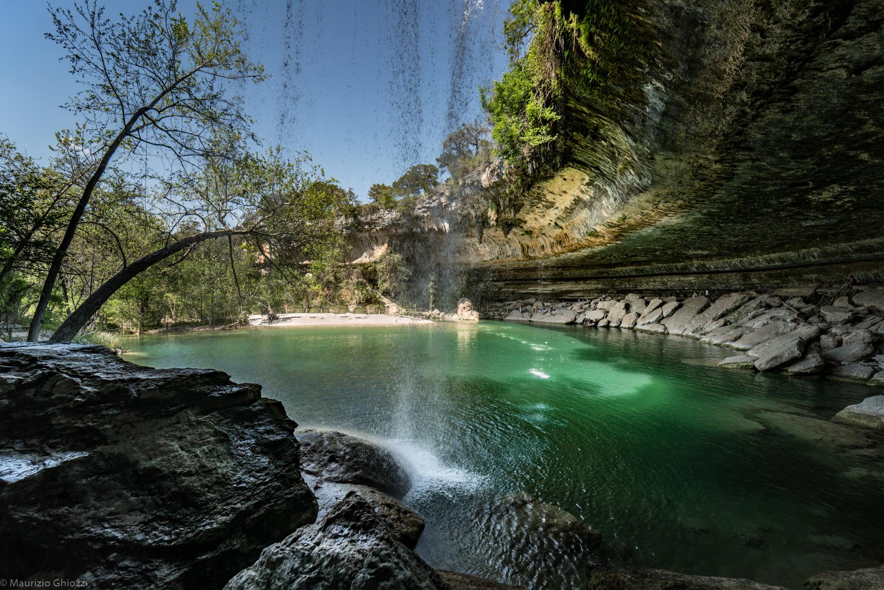 Hamilton Pool TX