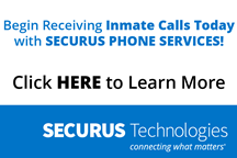 begin receiving inmate calls tody