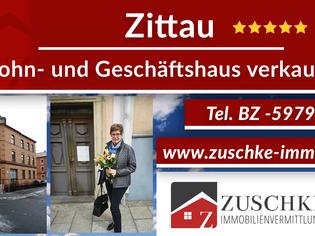 """""""Souverän"""" verkauft! Wohn- und Geschäftshaus in Zittau"""