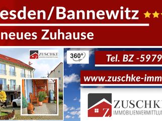 Dresden/Bannewitz - Ihr neues Zuhause mit extra Gartengrundstück für die Familie