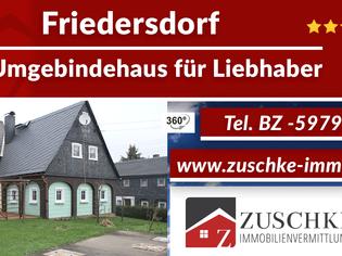 Friedersdorf - Umgebindehaus für Liebhaber
