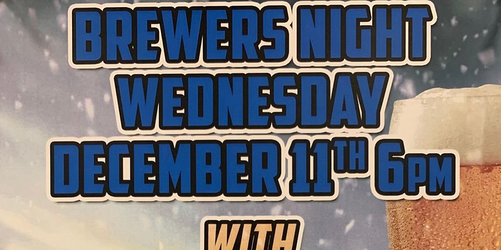 Brewers Night with Silver City Brewery