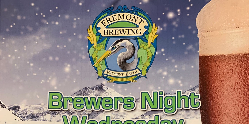 Brewers Night with Fremont Brewing