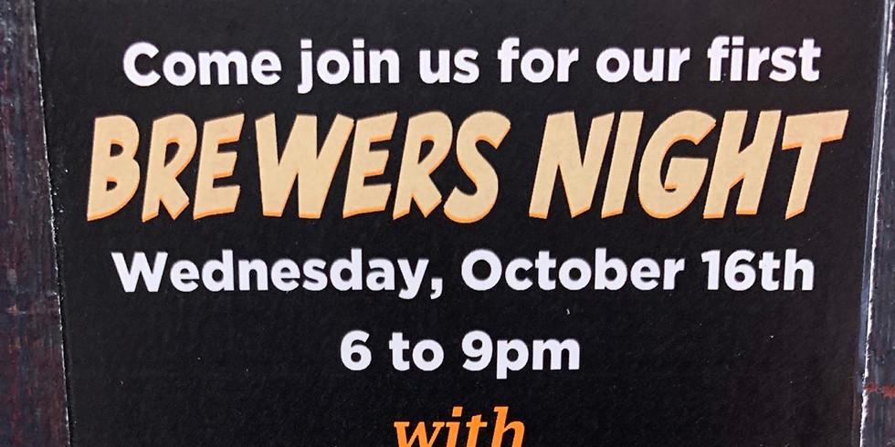 Brewers Night